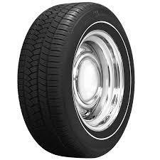 American Classic Wide Whites, Narrow Whites Tires
